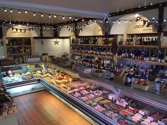 London House Butchery Whitland