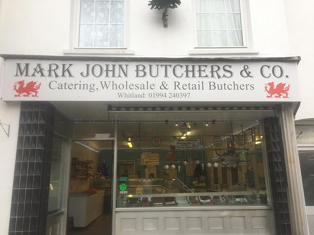 Mark John Butchers Whitland